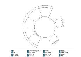 常用CAD综合图块合集