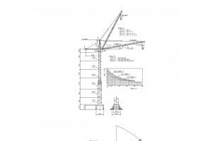 各种型号的吊车CAD图纸(21种型号)