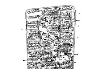 巢湖某小区可视对讲系统CAD图纸