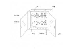 地暖系统设计施工图CAD图纸
