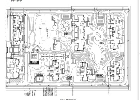 郑州迎宾墅苑8栋楼17层建筑智能化电气CAD设计图纸(带电梯五方通话系统、周界防范系统)