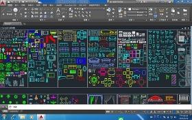 CAD家具