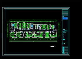KTV施工图CAD图纸