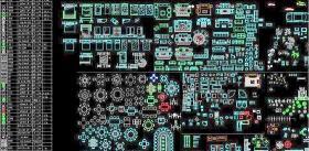 常用家具CAD图库