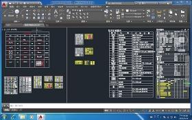 CAD图例