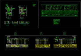 10KV高压引入变电所平面布置CAD图纸
