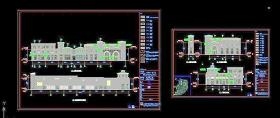 CAD工程建筑图