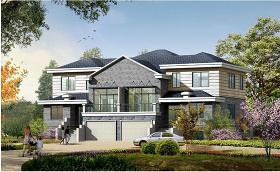 别墅CAD图纸
