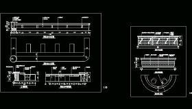 cad之吧台收银台服务台设计图片