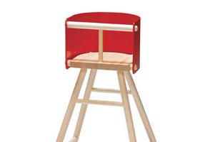 紅色支架CAD模型