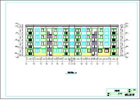 房屋建筑學課程設計全套圖紙