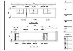 某大學網絡中心框架結構機房施工圖紙