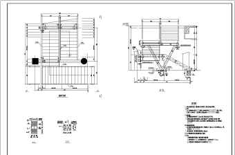 各种类型常用楼梯结构设计详图大全