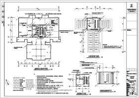 一栋30层高层住宅楼电气设计施工图