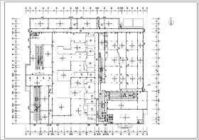 某高层厂房(含高架仓库)给排水消防施工图