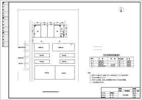某地造纸厂污水处理站整改工程设计施工图