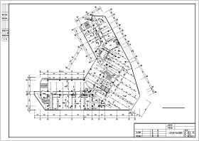 某地十四层大酒店消防及气体消防设计施工图