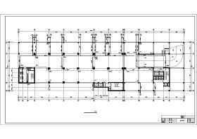 某單位十六層框架結構綜合樓給排水消防設計圖