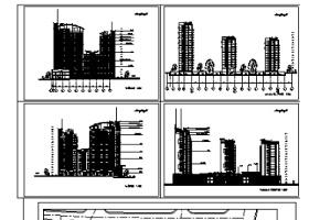 2018最新整理700套住宅小区民居区建筑规划设计方案图(超全)