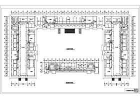 某框架结构超市建筑电气设计方案图纸