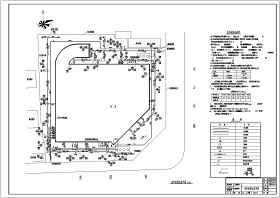 某二十層建筑給排水消防設計施工圖