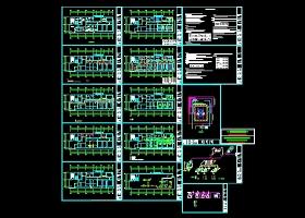 醫院手術室凈化空調設計圖