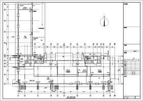 温州市某住宅楼给排水全套施工图