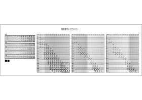 环境工程常用cad图块