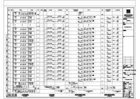 [江西]33层高层住宅电气施工图