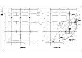 某酒店局部改造增加房屋結構施工圖