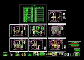 某室内家装施工图