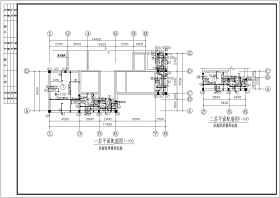 某别墅钢结构局部加层改造设计施工图