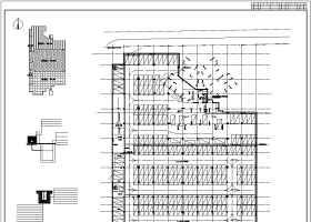 某三层框架结构地下车库建筑设计方案
