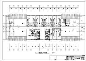 江苏某高层宾馆给排水及消防设计施工图