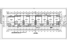 某框架結構綜合辦公用房結構設計施工圖