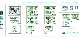 大型污水处理厂施工图纸
