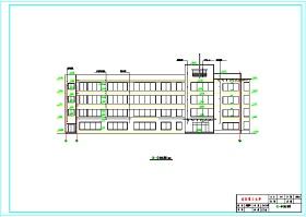3000平米四层办公综?#19979;?#24314;筑、结构全套图(框架结构)毕业设计(含计算书、开题报告、摘要、翻译、目录、必须用的字体、建筑图、结构图、)
