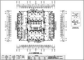 高层综合楼中央空调施工方案(施工图)