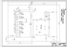 濱海新區某會所地源熱泵機房設計圖紙