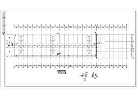某四层教学楼加层工程结构设计施工图