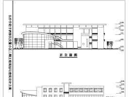 长沙枫林绿洲小区规划与建筑设计方案