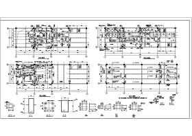 某选煤厂厂房改造工程加固设计施工图