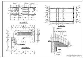 幼兒園建筑施工圖