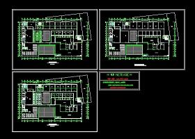商场平面设计方案图
