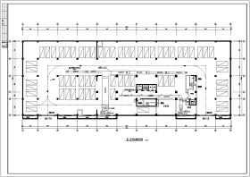 山东19层综合性酒店办公楼中央空调设计图