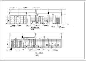 某五星级公共卫生间装修设计施工图