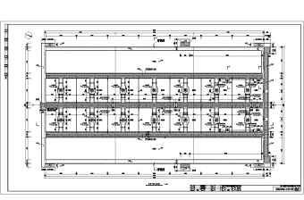 某大型设计院设计污水处理厂安装图纸