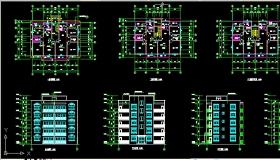 房屋建筑學課程設計圖紙
