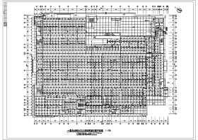 某三层大型超市建筑给排水施工图纸
