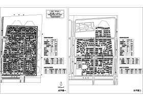 别墅区修建性详细规划两例